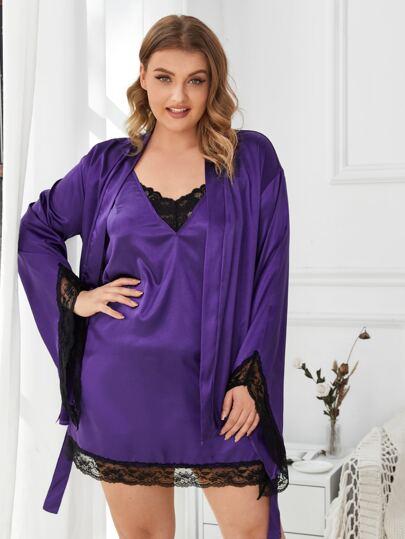 Loungewear & Sleepwear Große Größen   Damen Fashion in ...