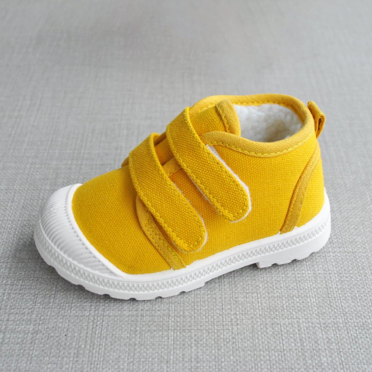 Кроссовки на липучке для девочек