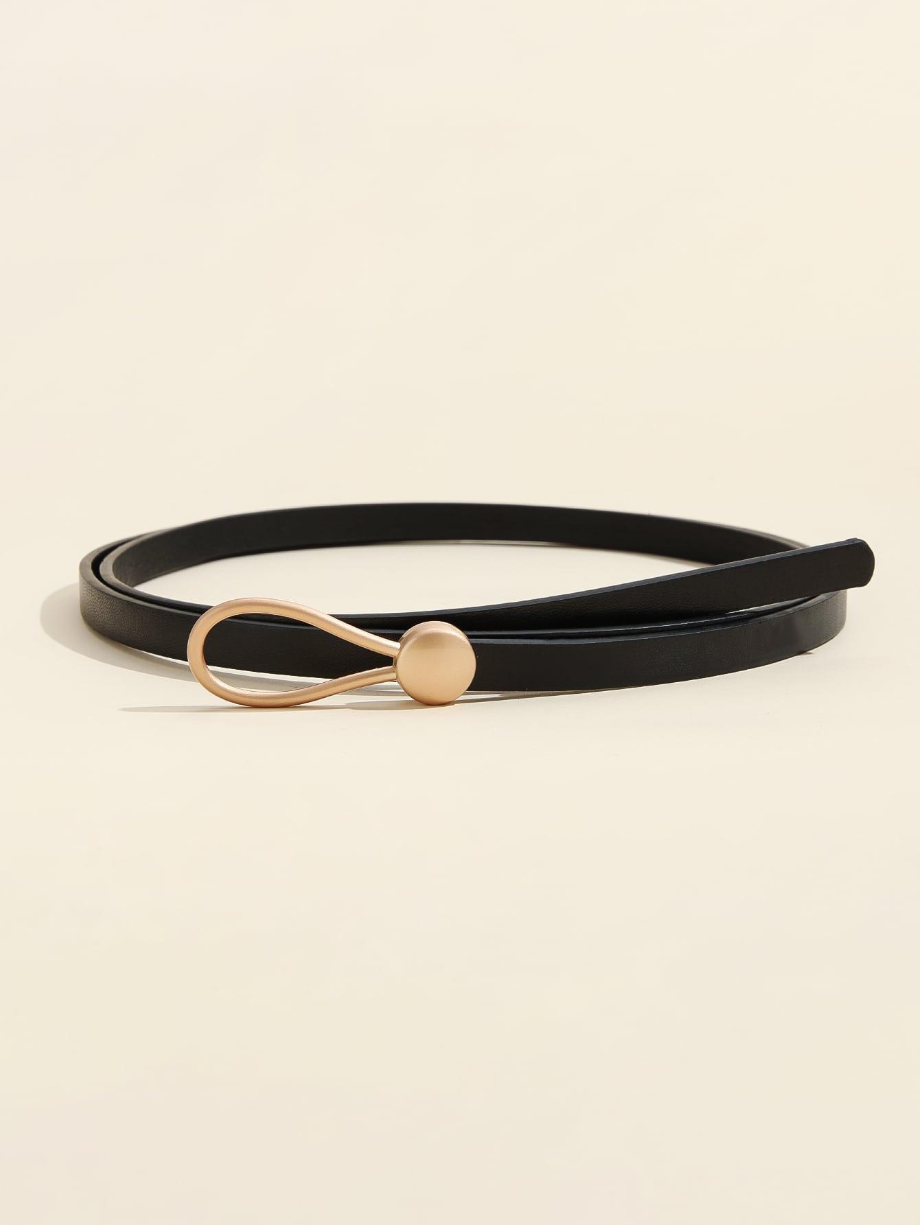 Minimalist Skinny Belt thumbnail