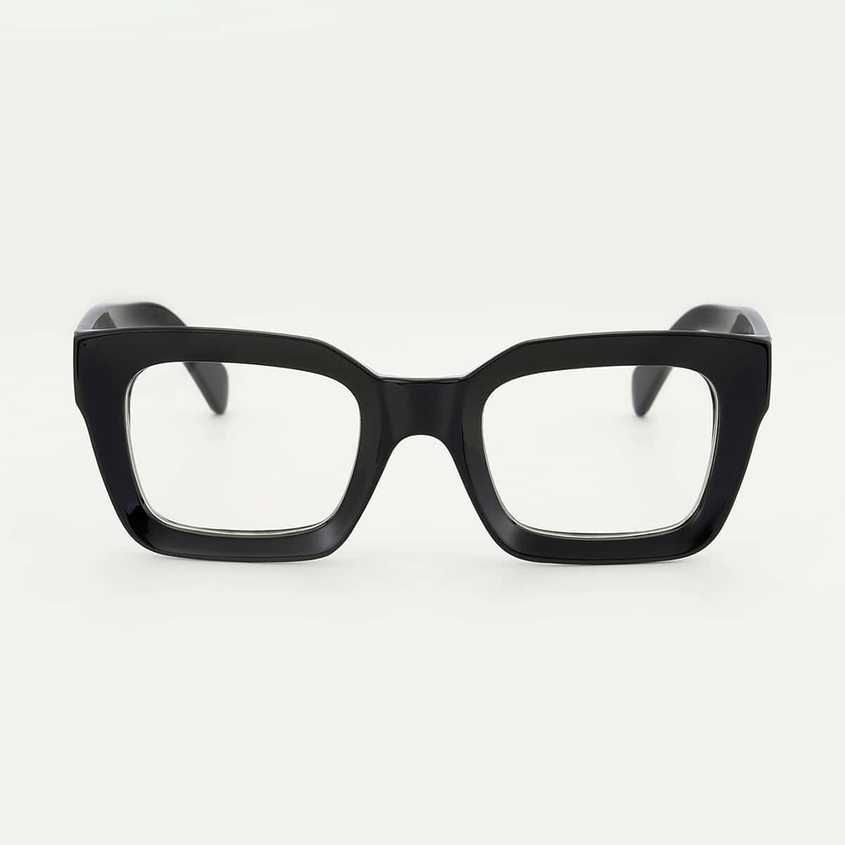 Men Acrylic Frame Glasses