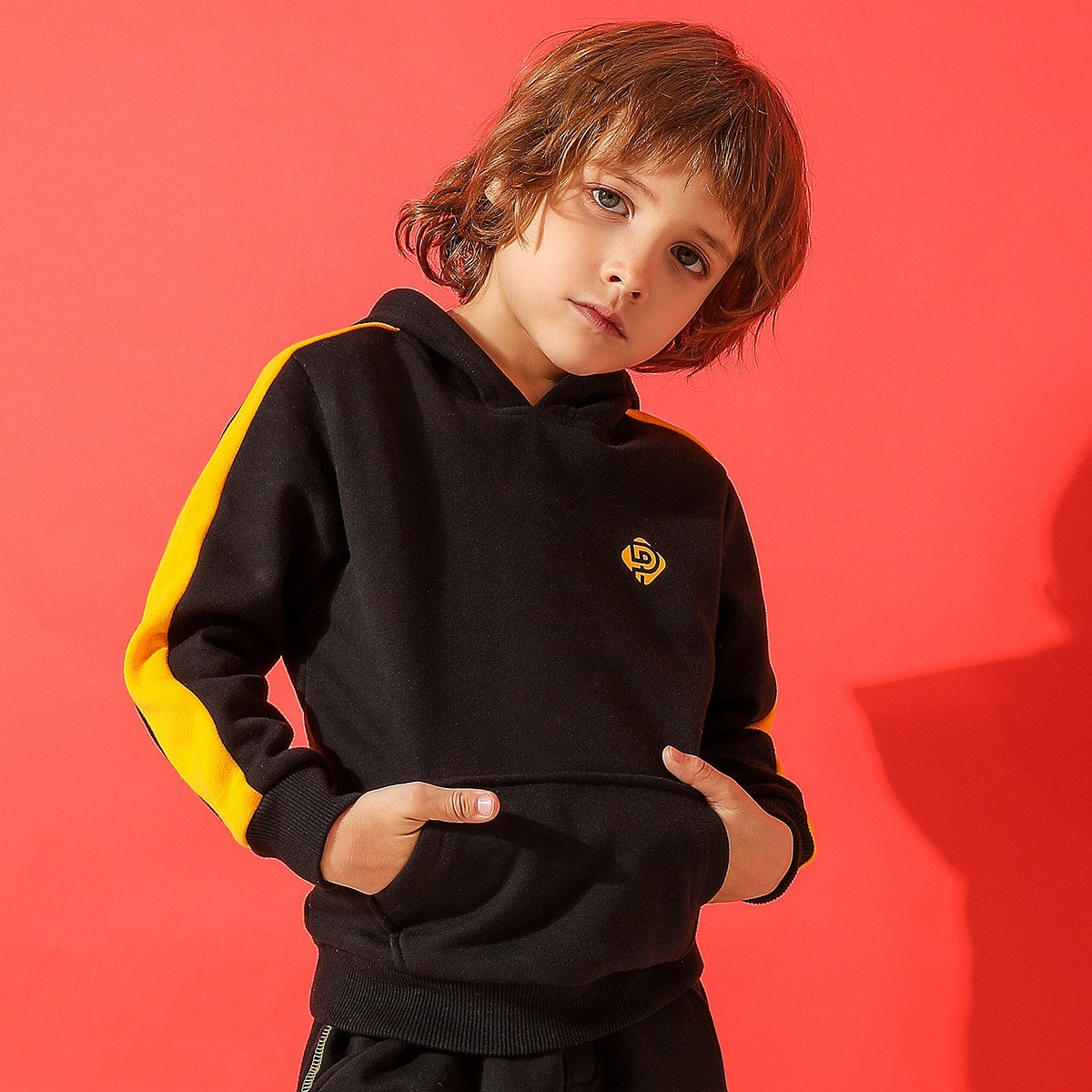 Лозунг спортивный толстовки для мальчиков