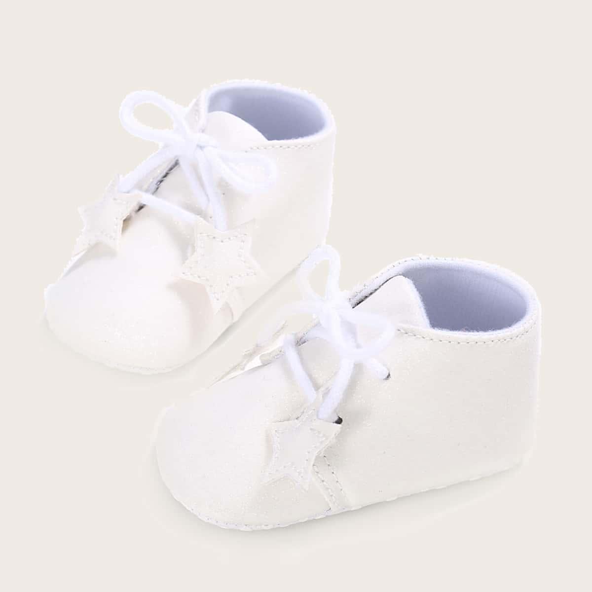 Балетки на шнурках для девочек