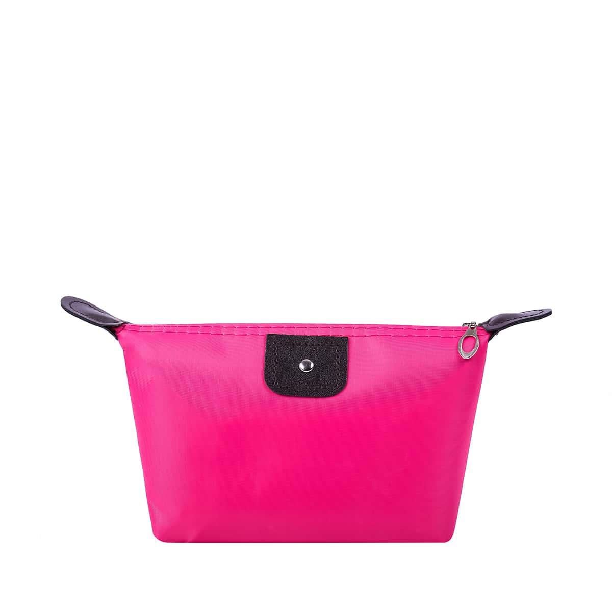 Косметическая сумка с молнией
