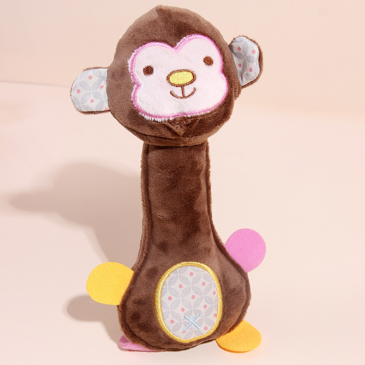 Hund Soundspielzeug mit Affe Design