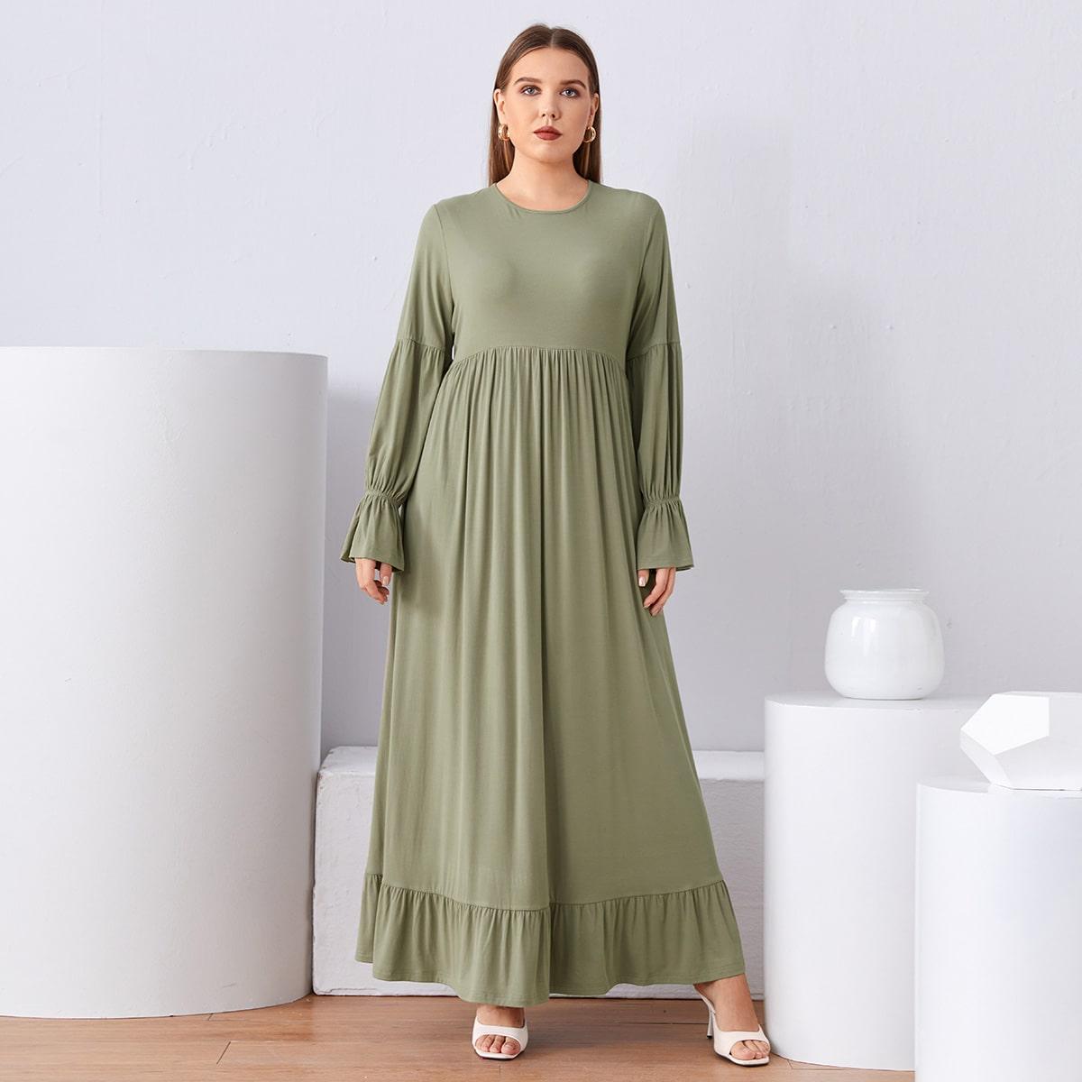 Платья размер плюс