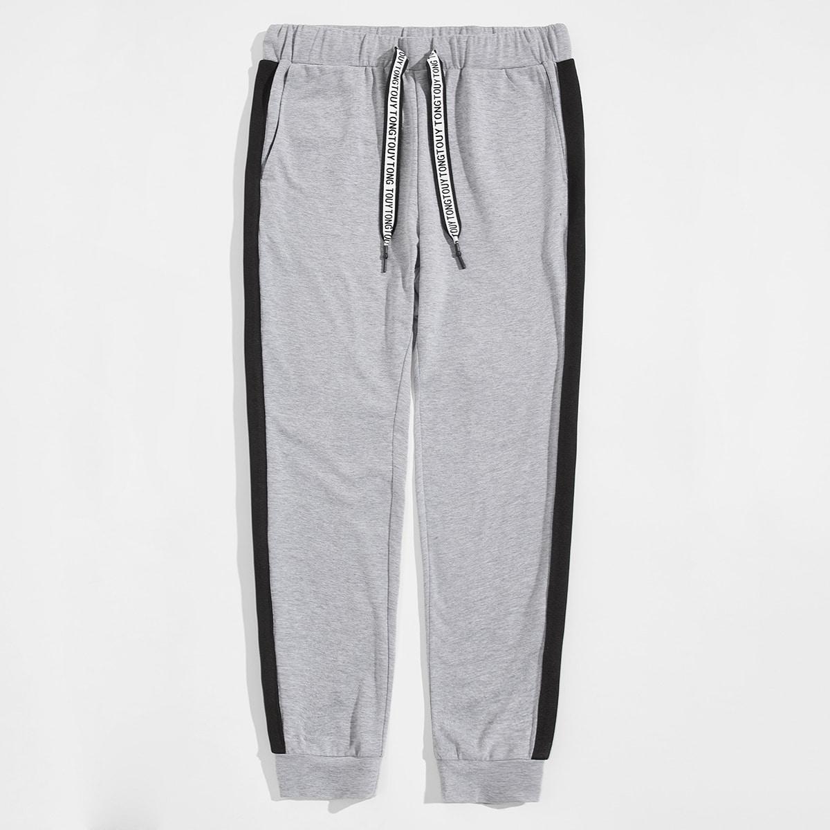 Карман буква институтский мужские брюки