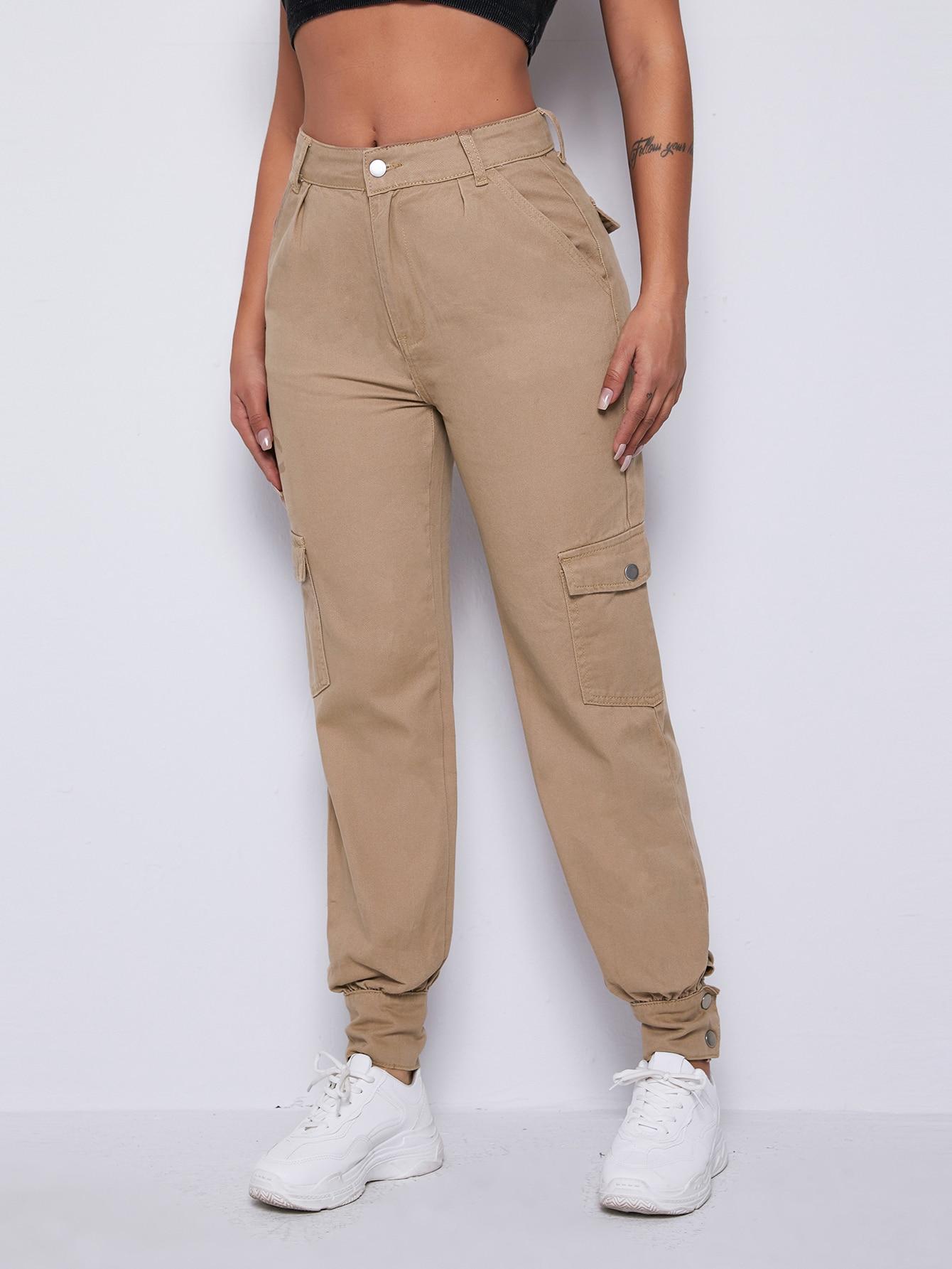 Flap Pocket Cargo Jeans thumbnail