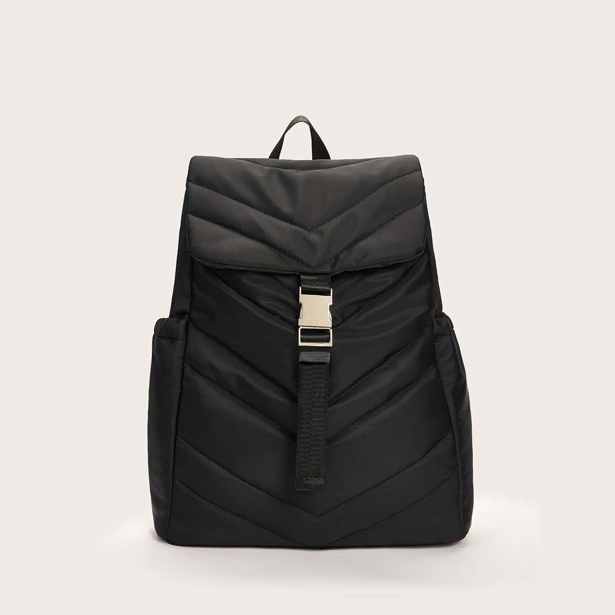 Рюкзак с пряжкой