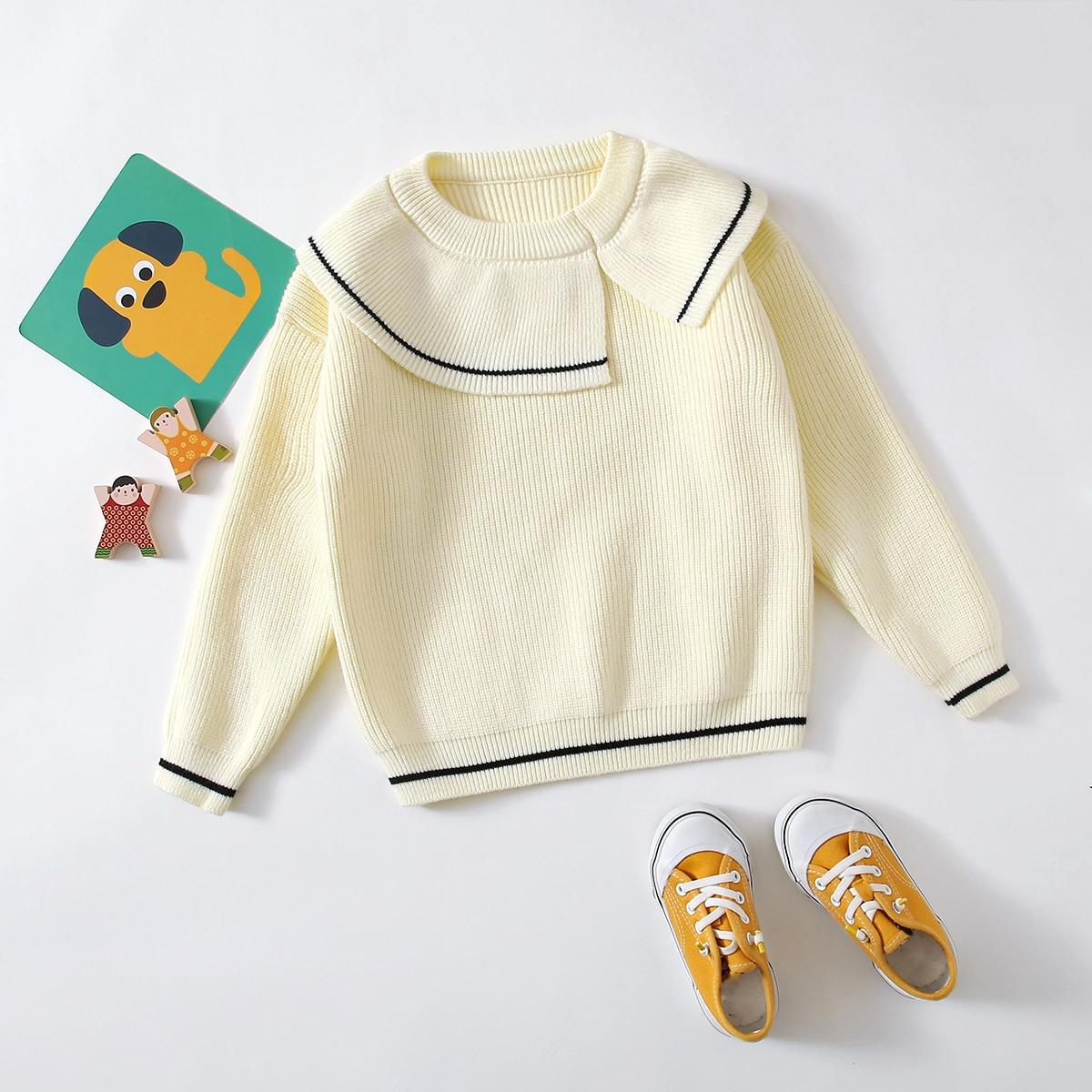 Повседневный свитера для девочек