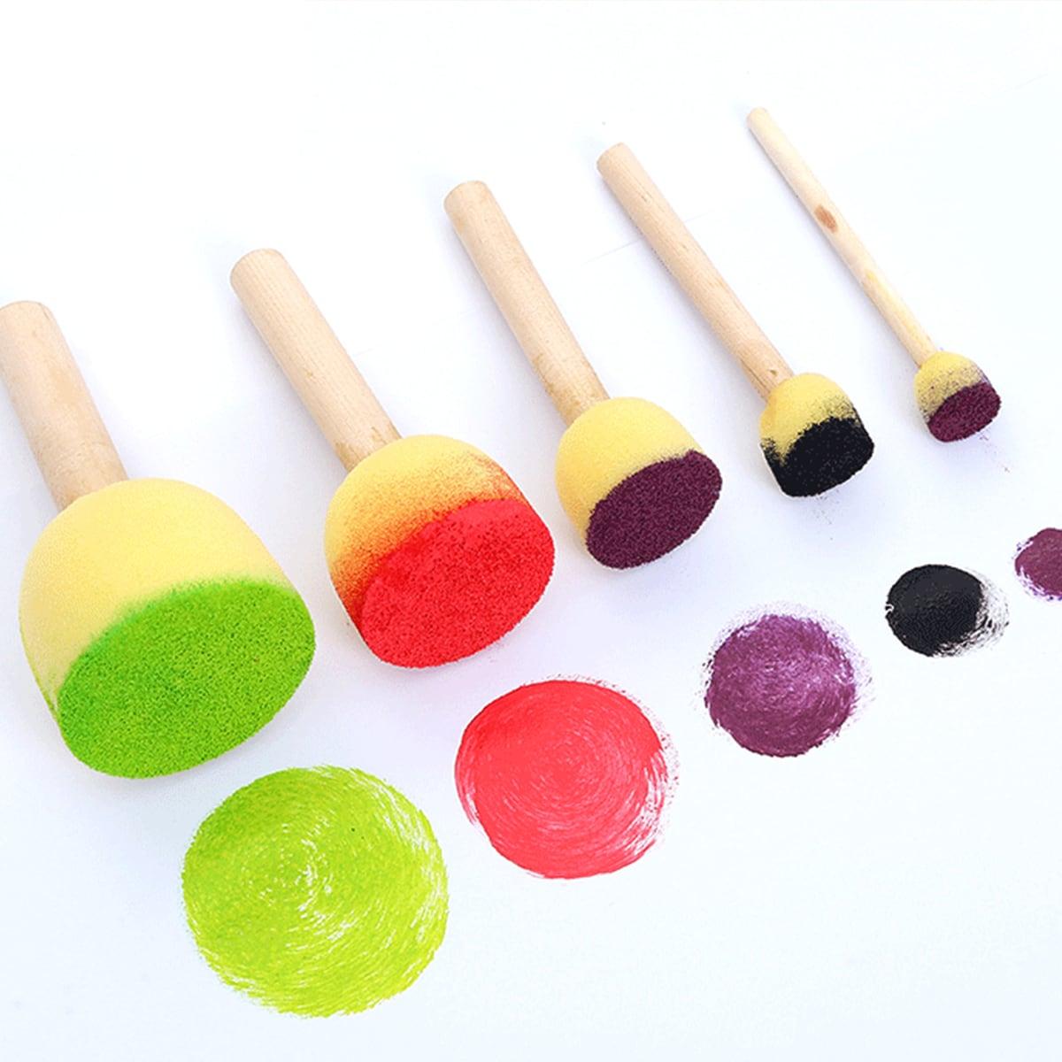 5pcs Painting Sponge Brush