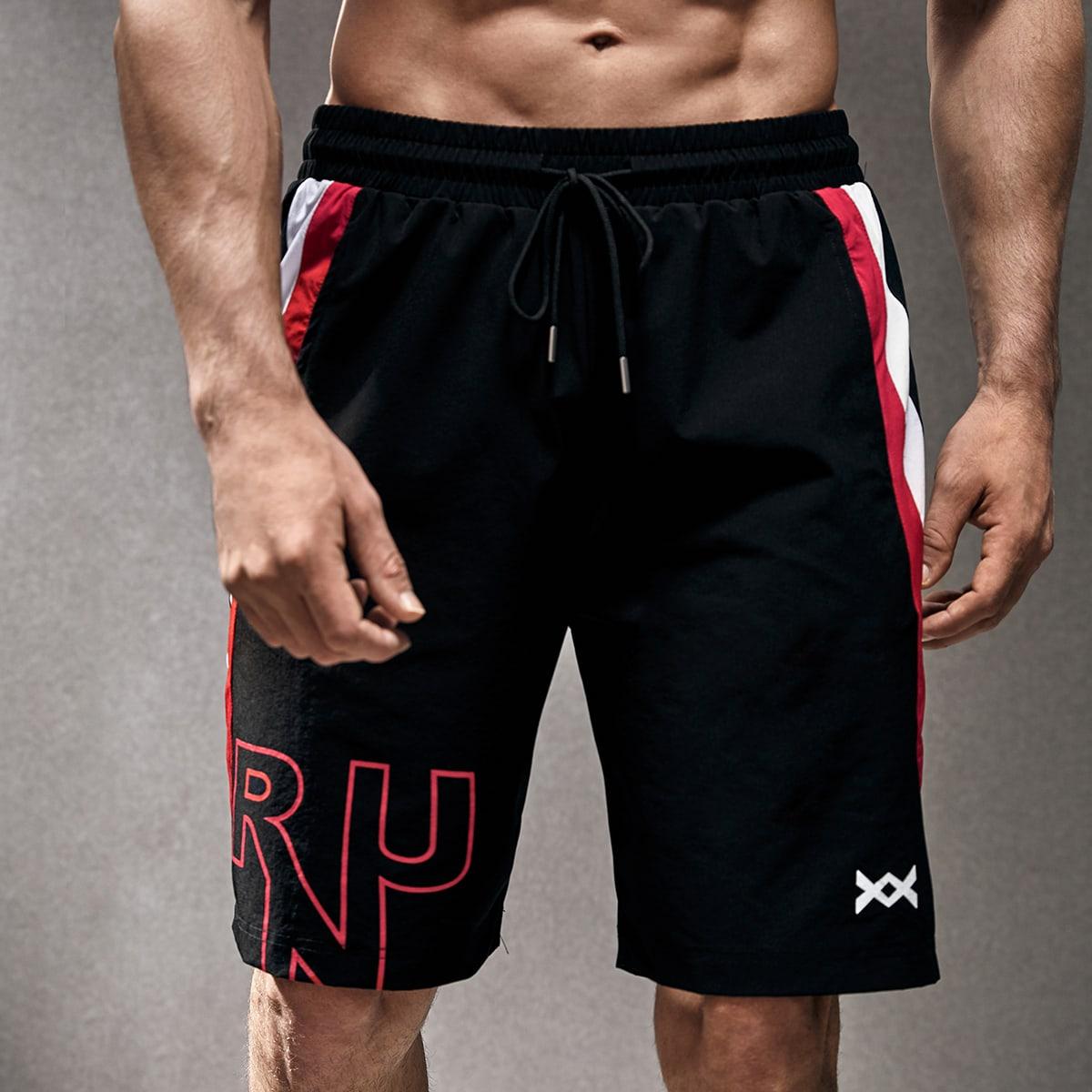 Спортивный мужские спортивные шорты