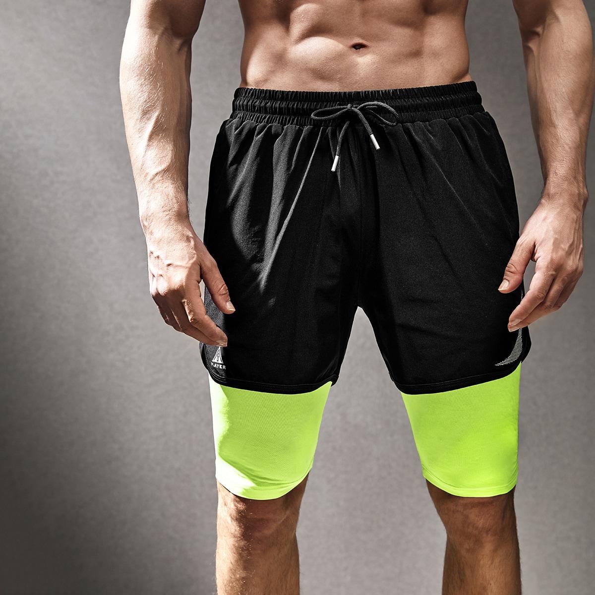 Спортивный Мужские спортивные шорты по цене 1 460
