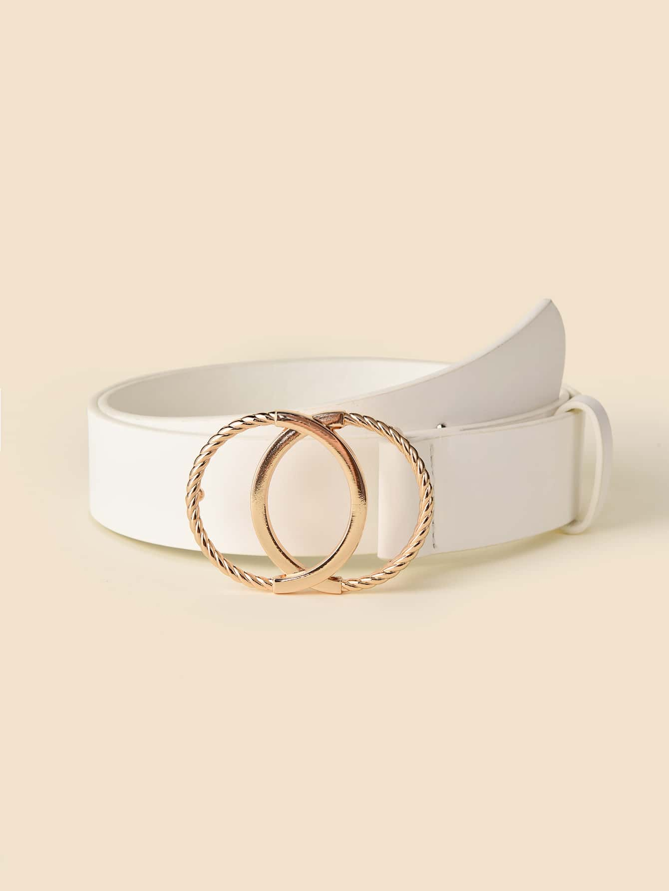 Double O-ring Buckle Belt thumbnail