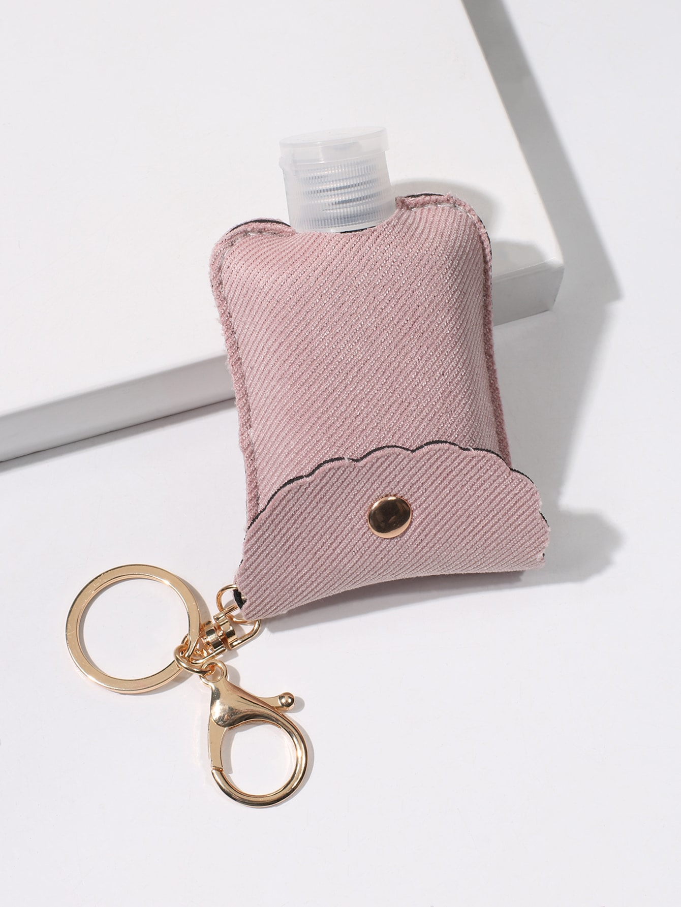 Hand Sanitizer Charm Keychain thumbnail