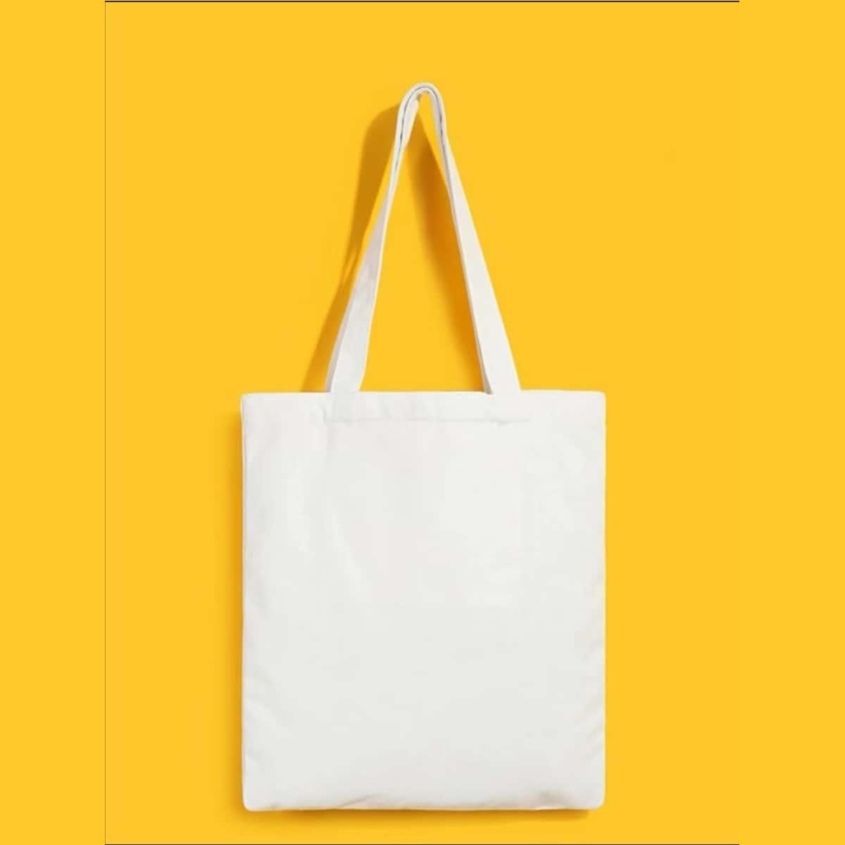 Минималистская сумка-тоут