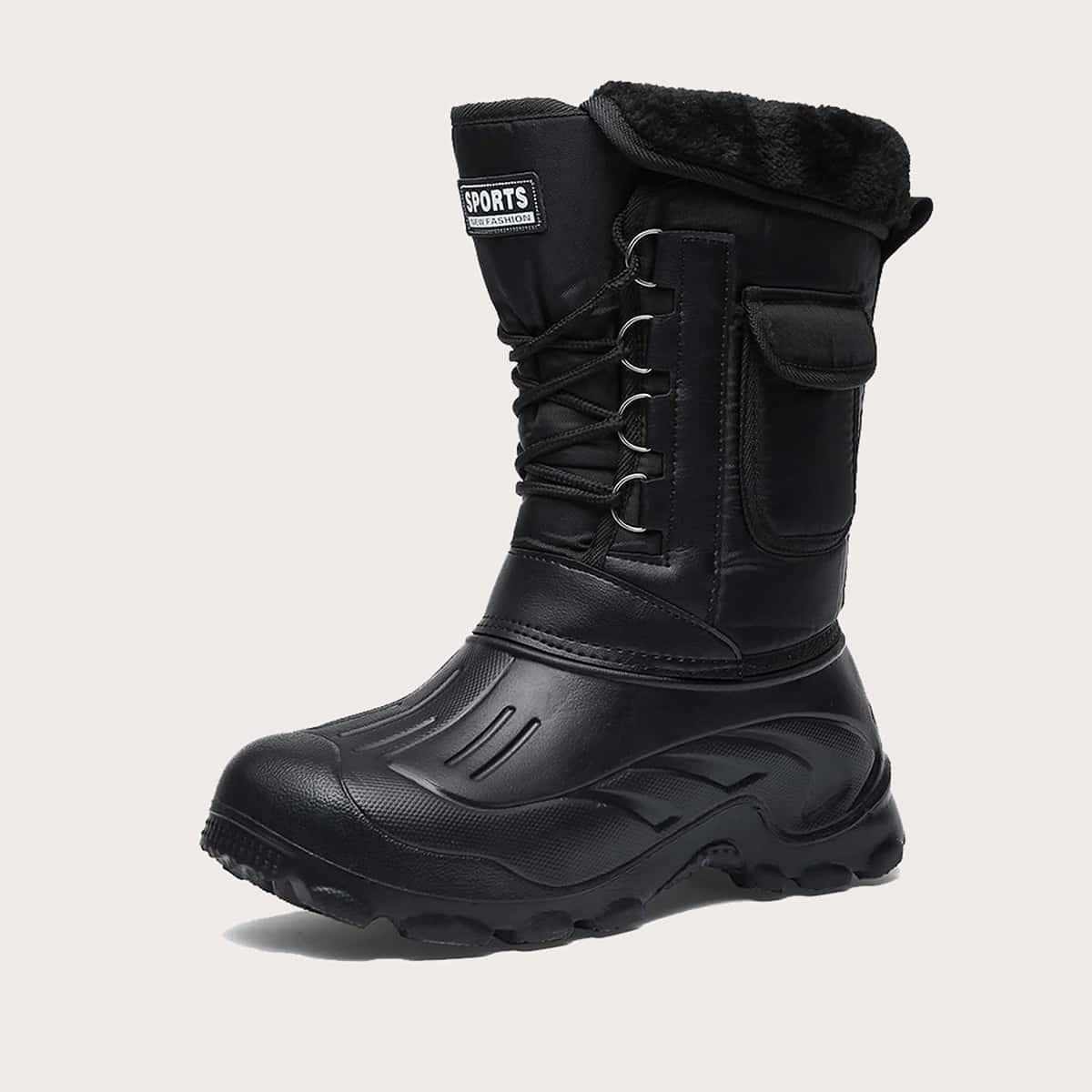Без молнии буква мужские ботинки