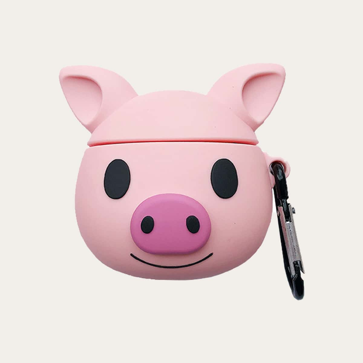 Pig Shaped Airpods Case