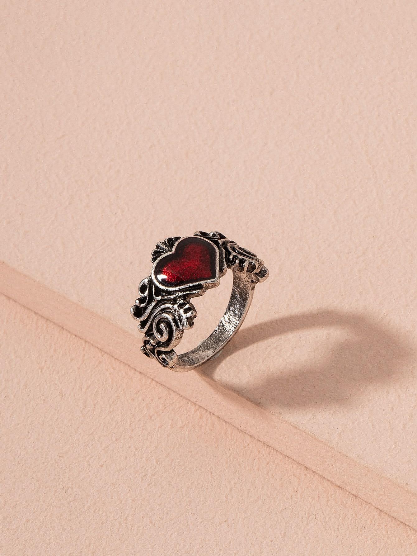 Heart Decor Ring thumbnail