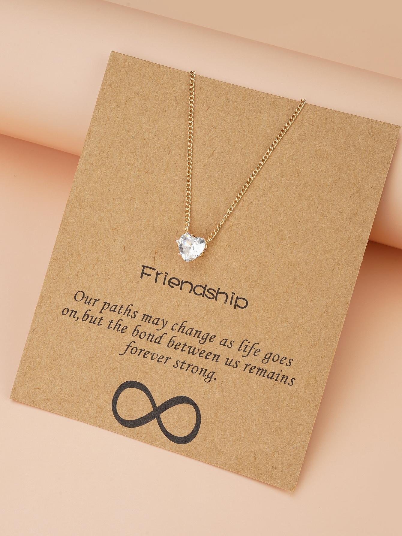 Heart Pendant Necklace thumbnail