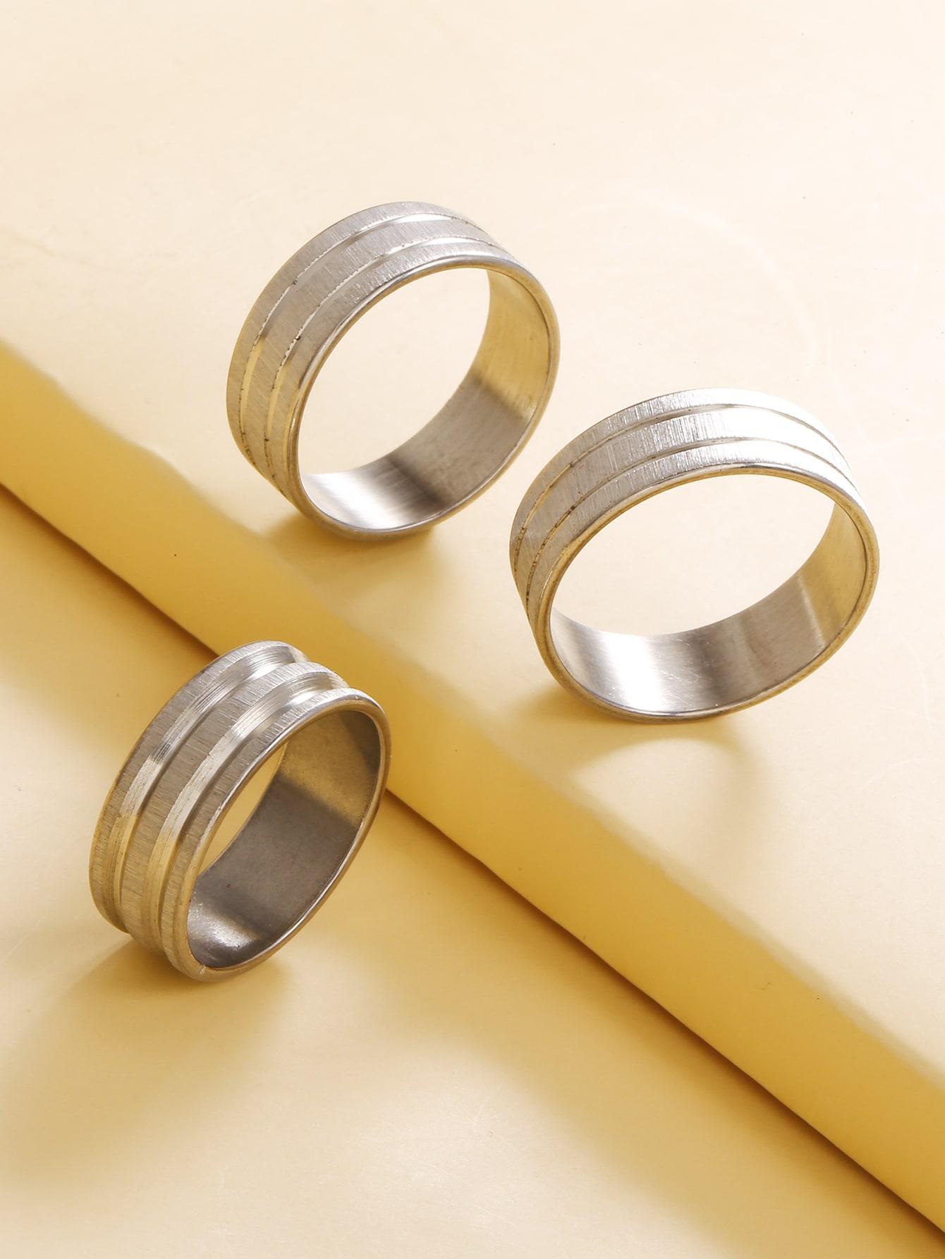 3pcs Minimalist Ring thumbnail