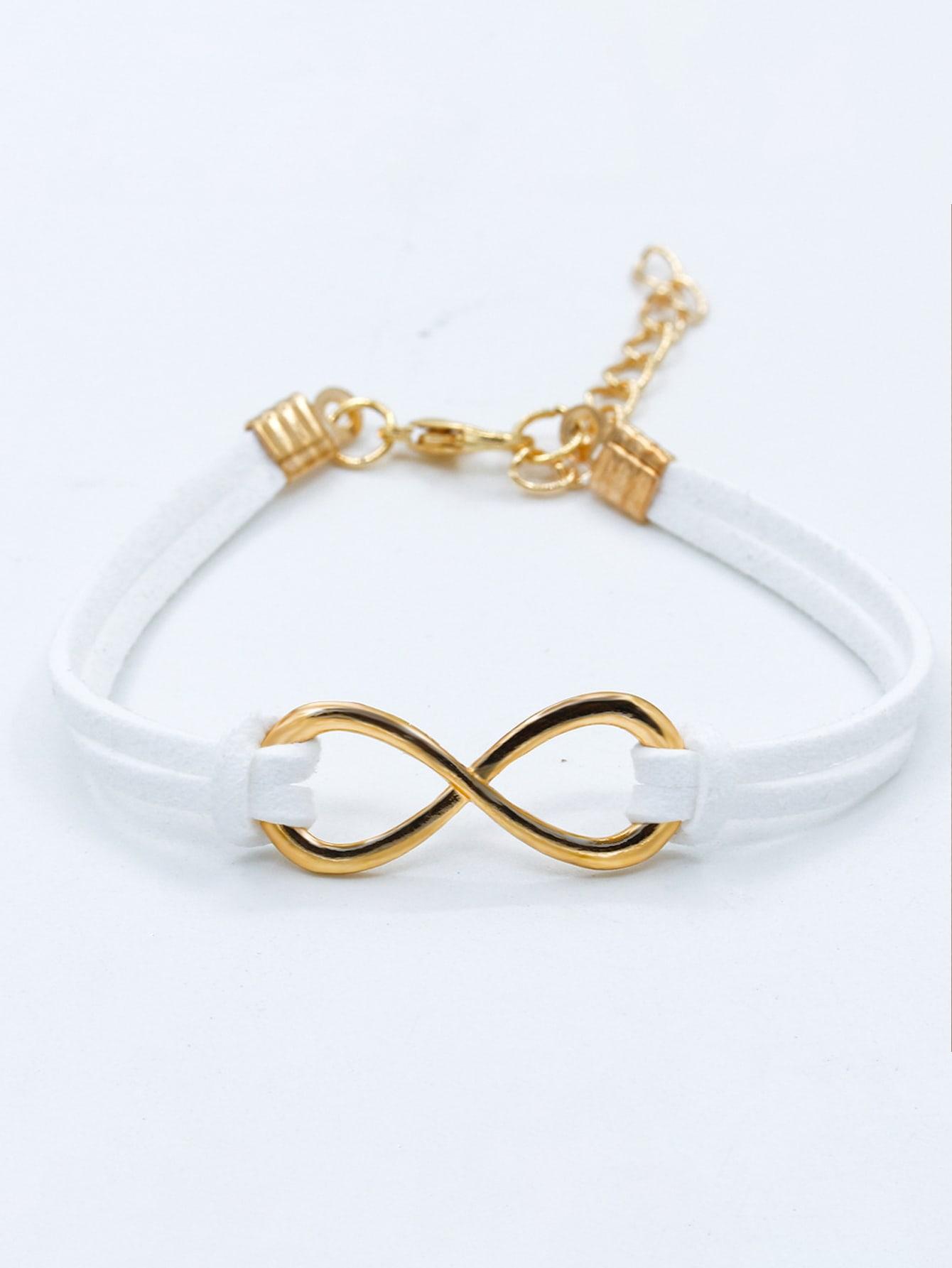 Infinity Decor Bracelet thumbnail