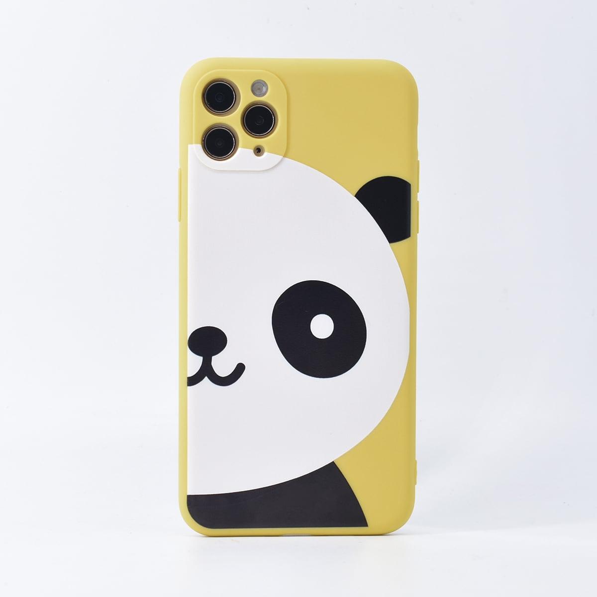 Custodia iPhone orso dei cartoni animati