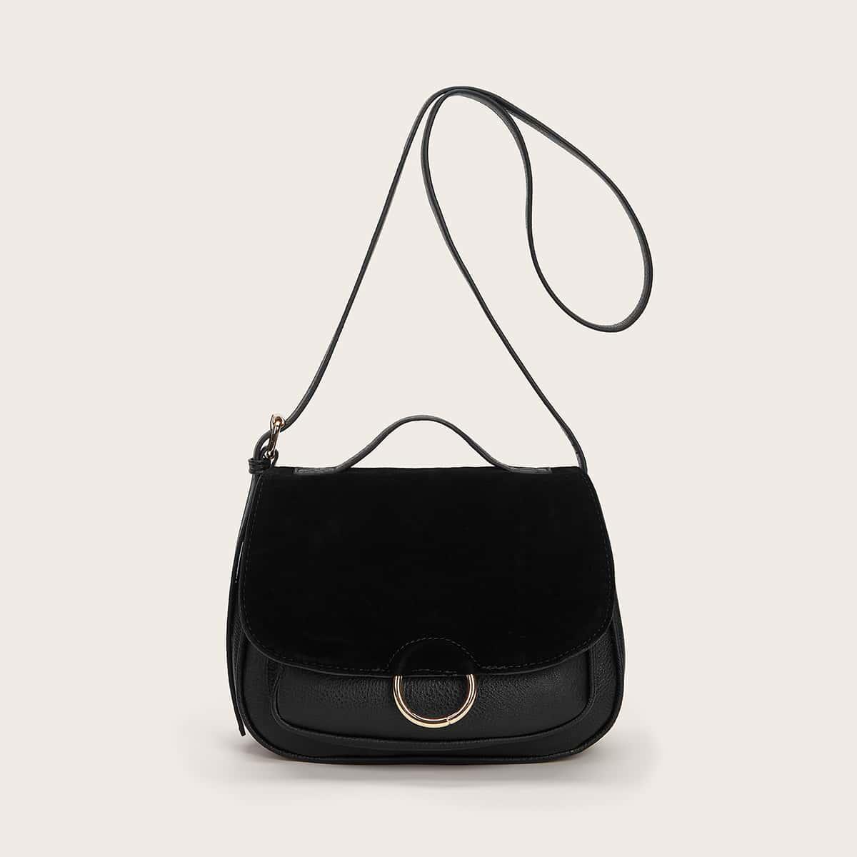 Модная сумка-сэтчел