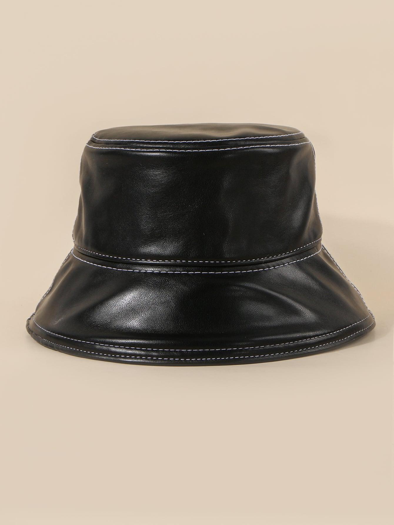 Stitch Detail Bucket Hat thumbnail