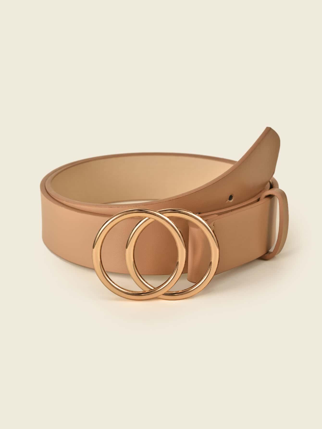 Plus Double O-ring Buckle Belt thumbnail