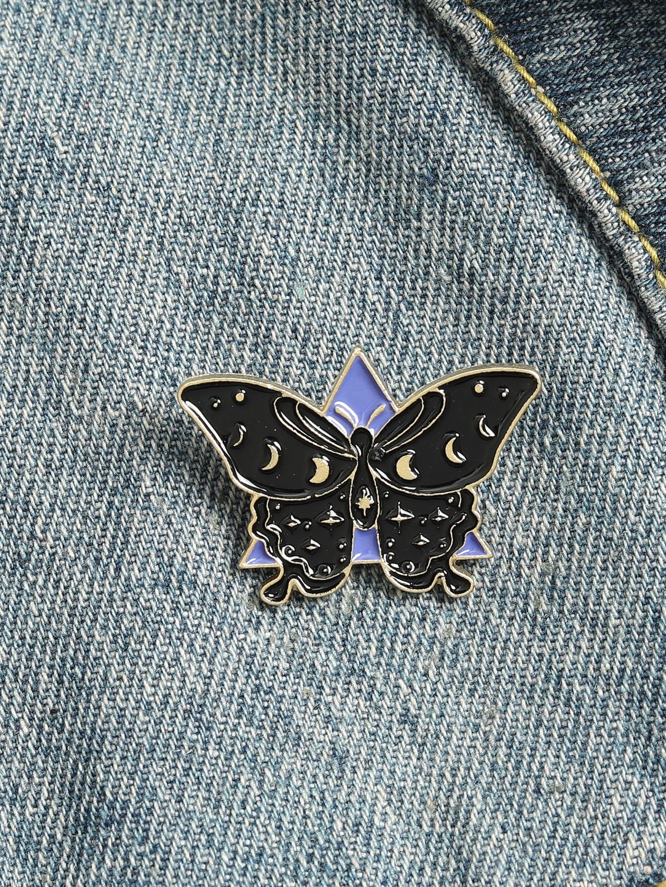 Butterfly Design Brooch thumbnail