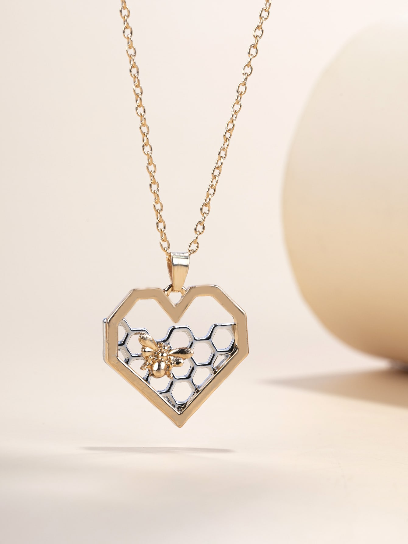 Heart Charm Necklace thumbnail