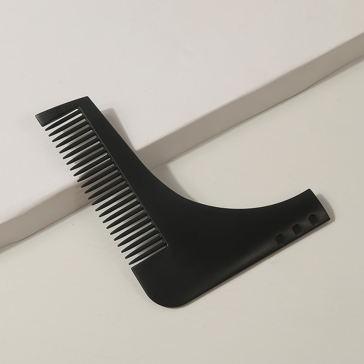 Männer Bartkamm