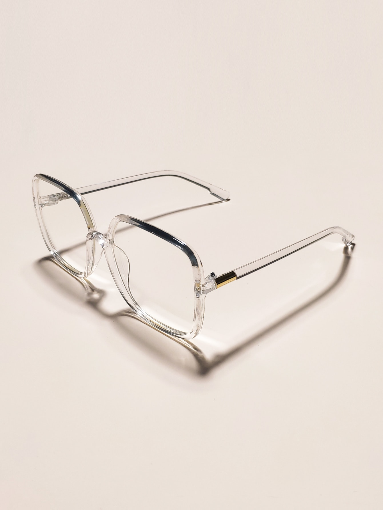Clear Frame Anti-blue Light Glasses thumbnail