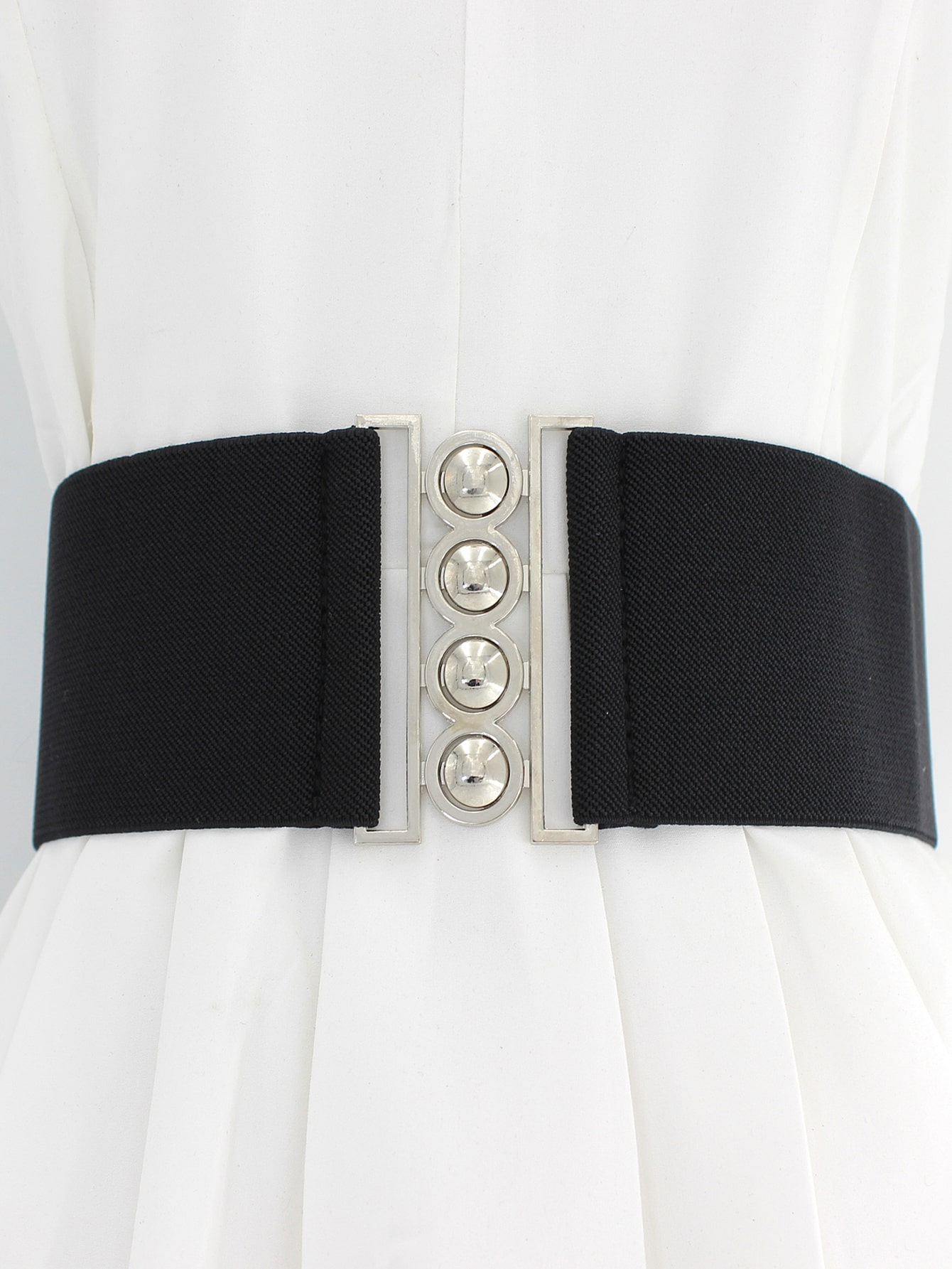 Round Decor Corset Belt thumbnail
