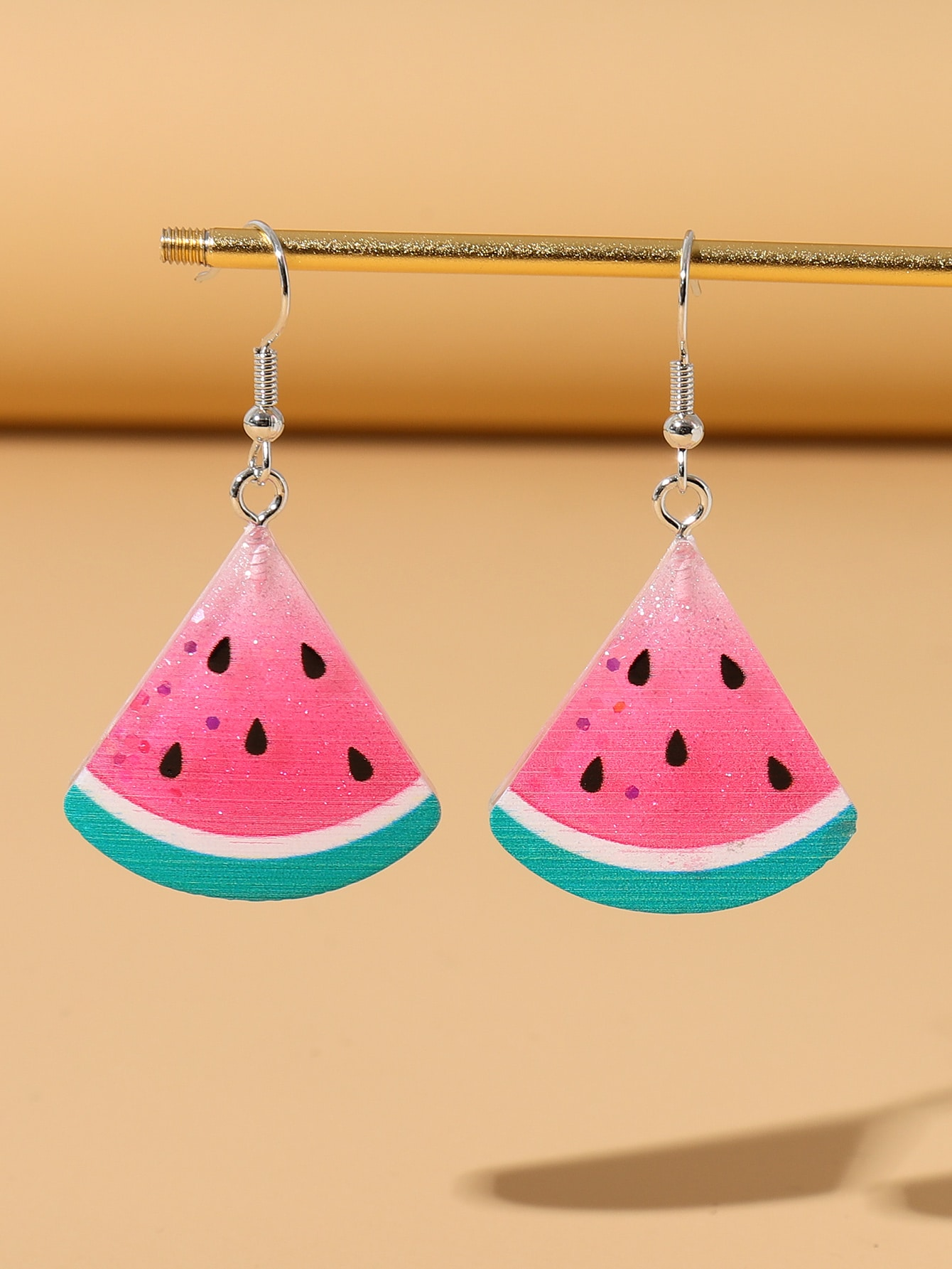 Fruit Design Drop Earrings thumbnail