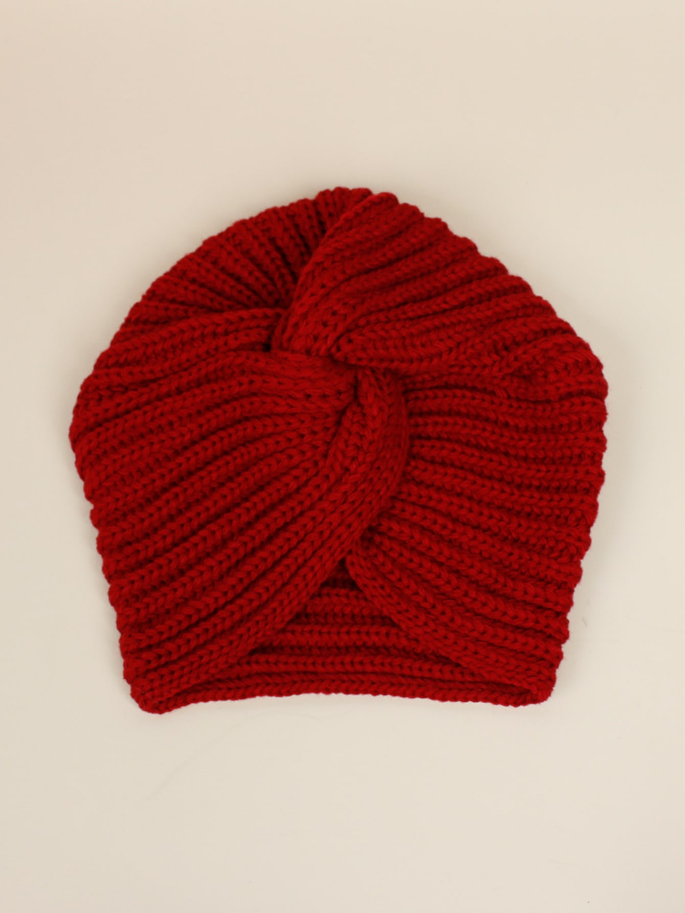 Solid Knit Hat thumbnail