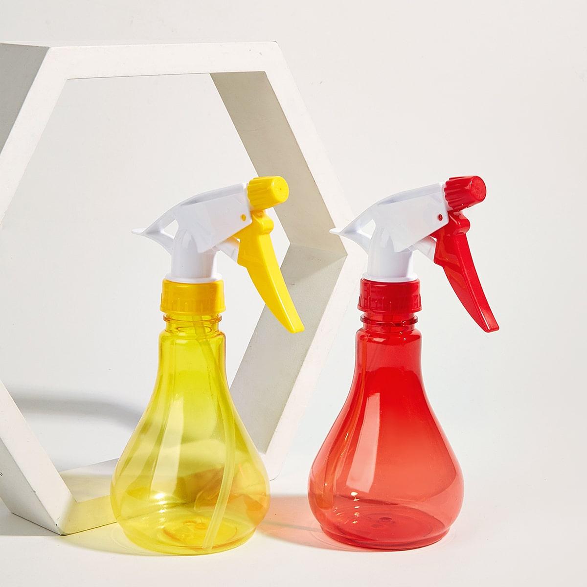 1шт бутылка-спрей случайного цвета
