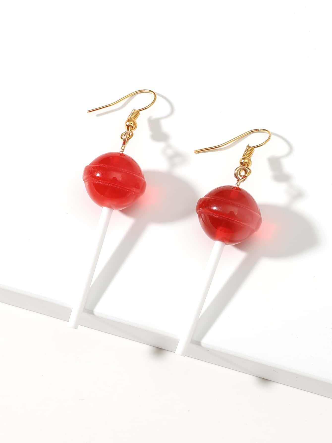 Lollipop Drop Earrings thumbnail