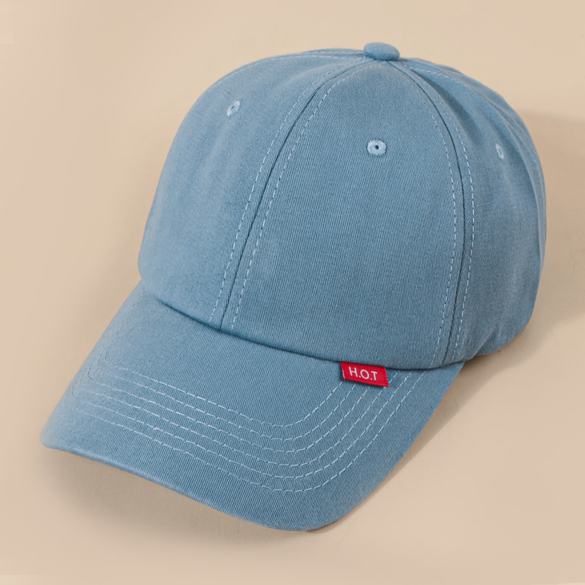 Men Letter Patch Baseball Cap, SHEIN  - buy with discount