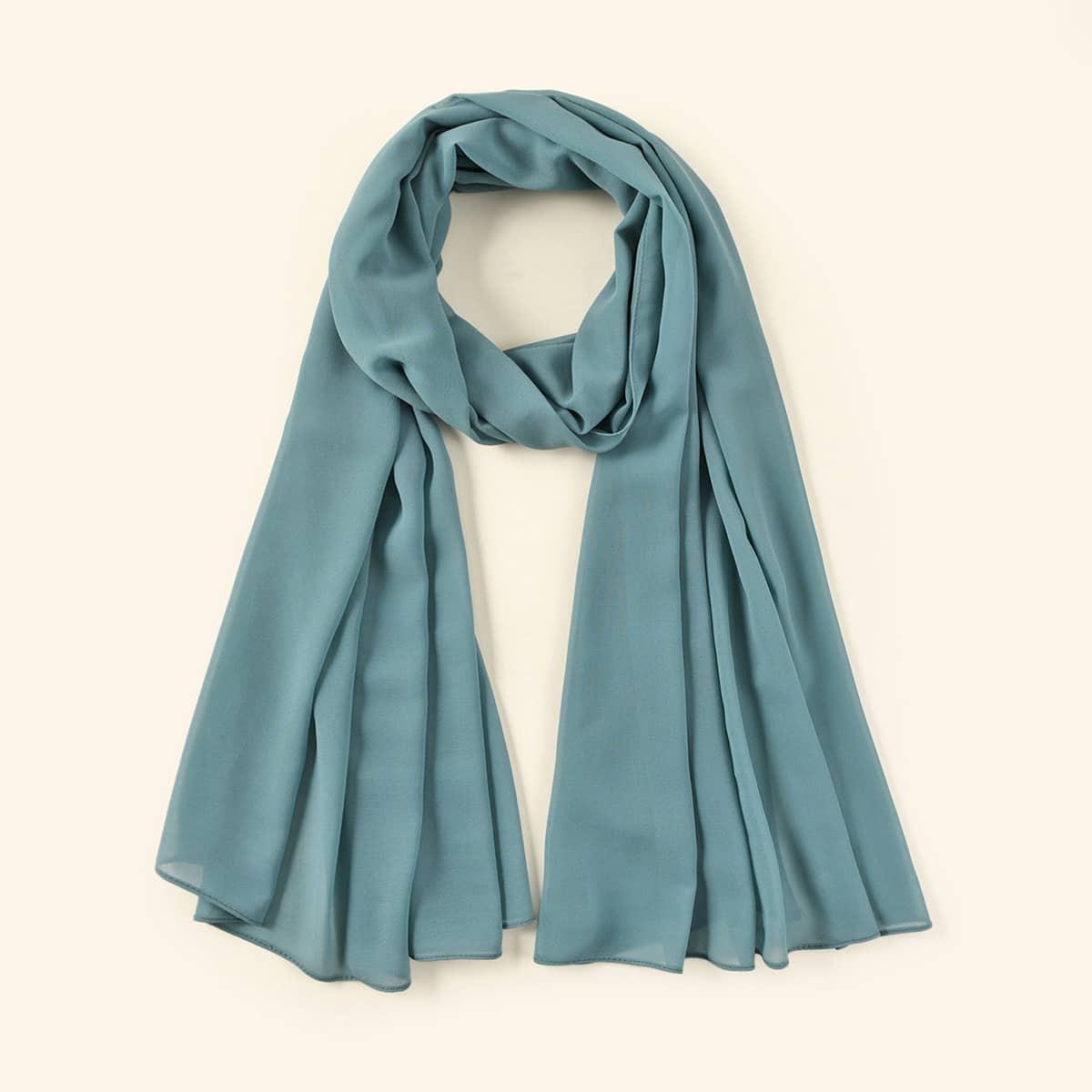 Минималистский шарф