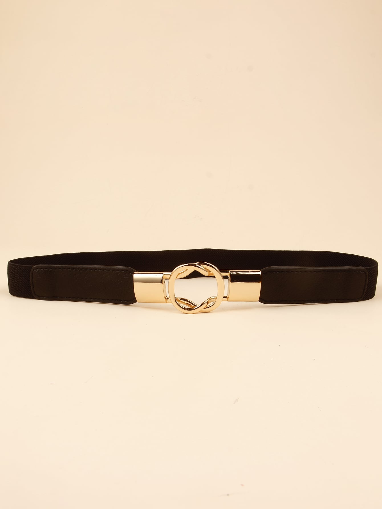 Metal Buckle Elastic Belt thumbnail
