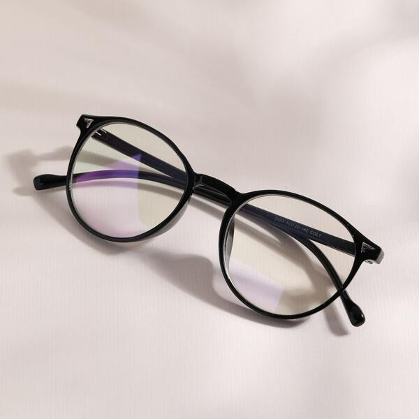 Rivet Decor Acrylic Frame Glasses