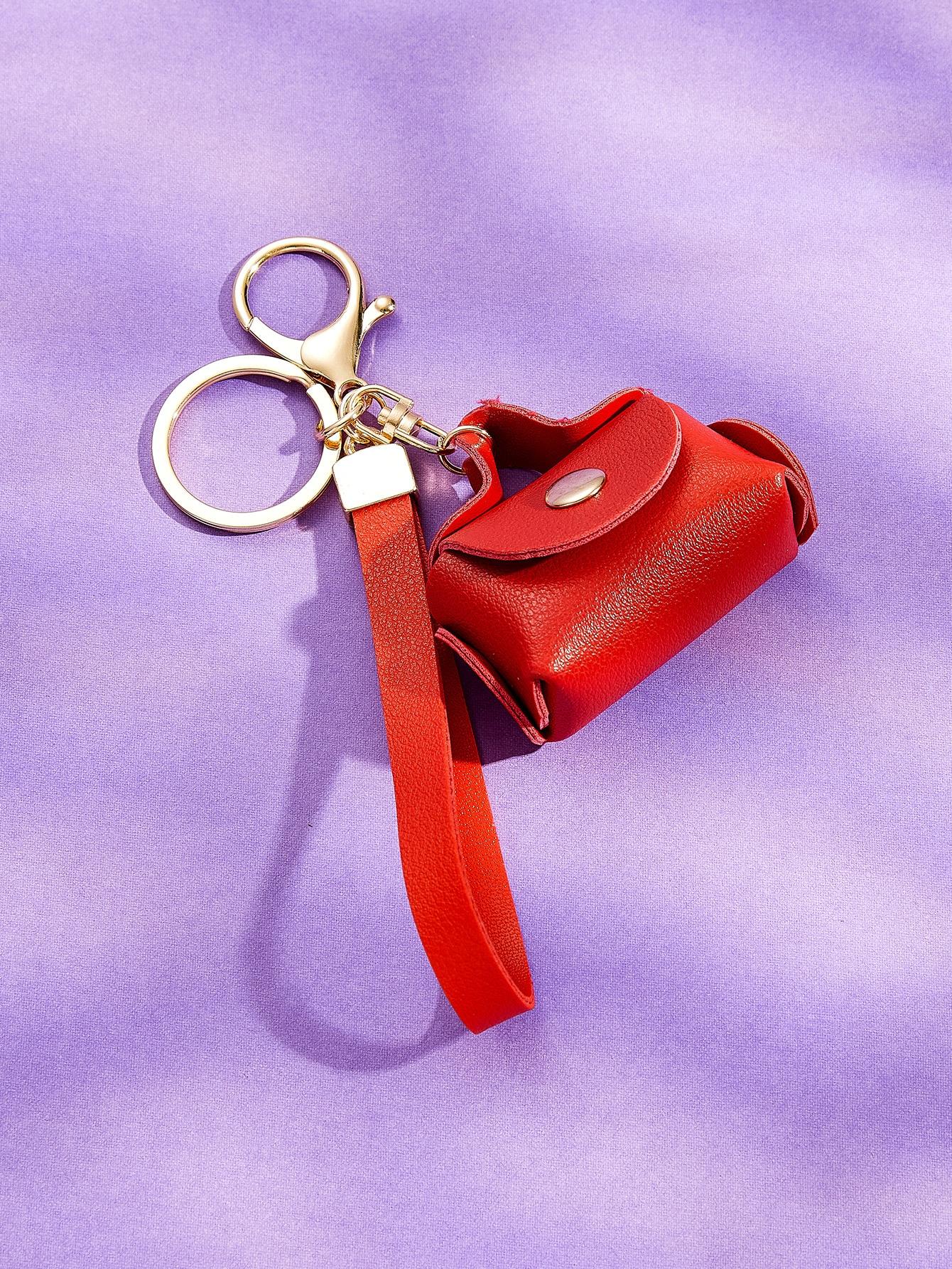 Mini Bag Charm Keychain thumbnail