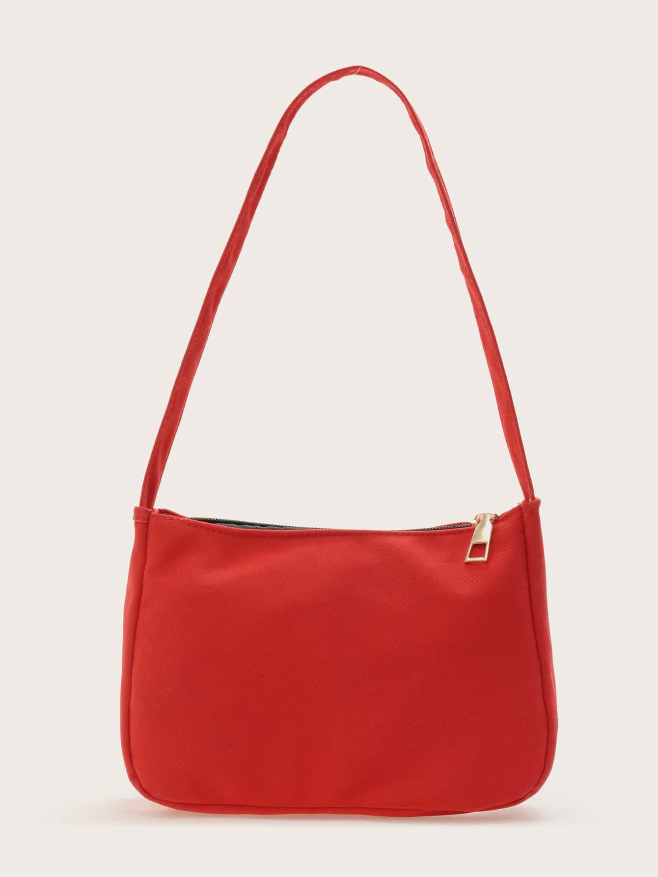 Minimalist Plain Shoulder Bag thumbnail