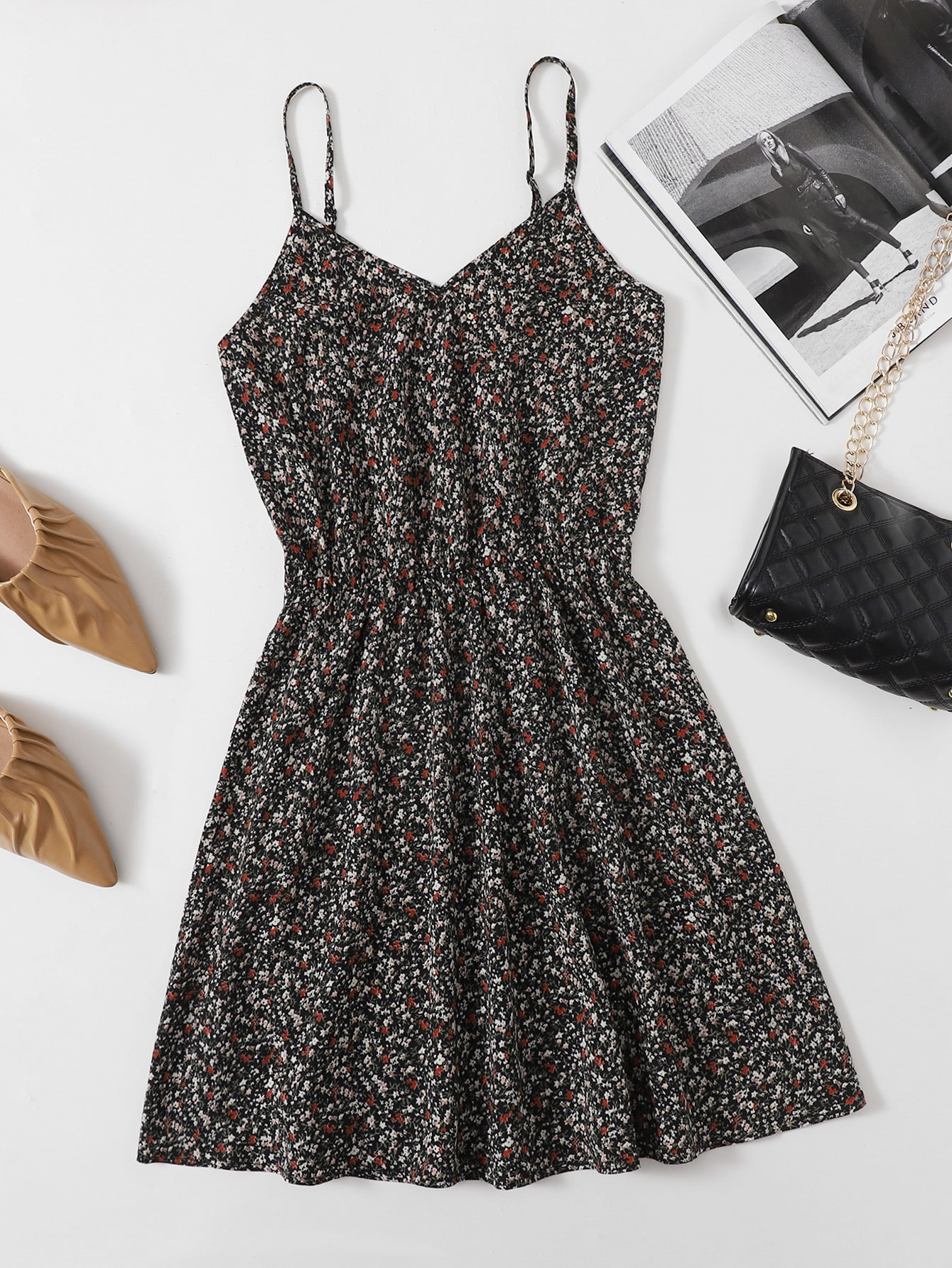 Ditsy Floral Cami Dress thumbnail