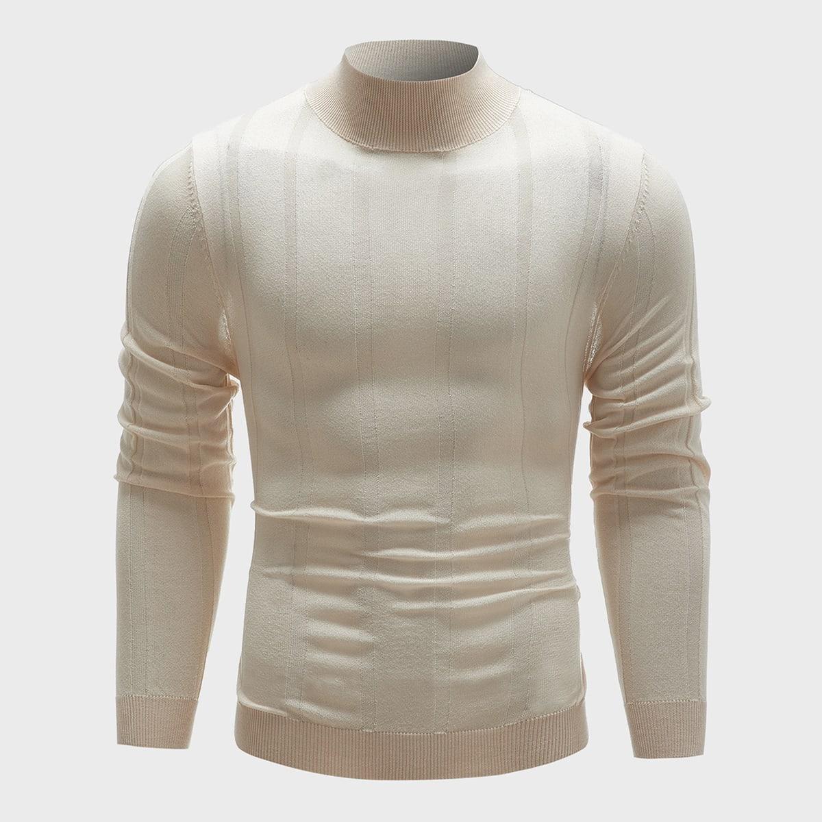 SHEIN / Schlichter Pullover für Herren