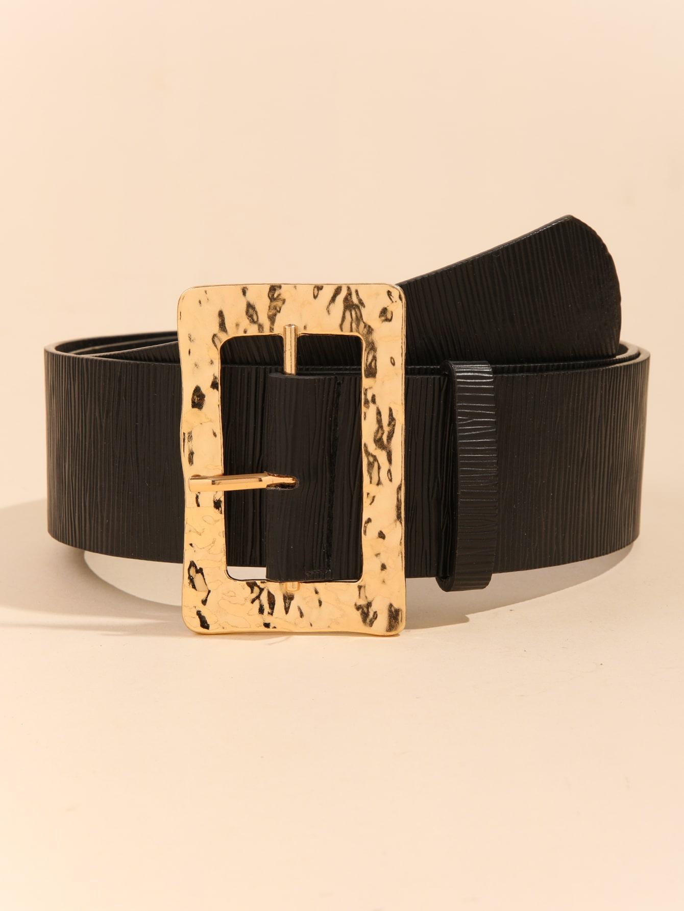 Rectangle Buckle Belt thumbnail