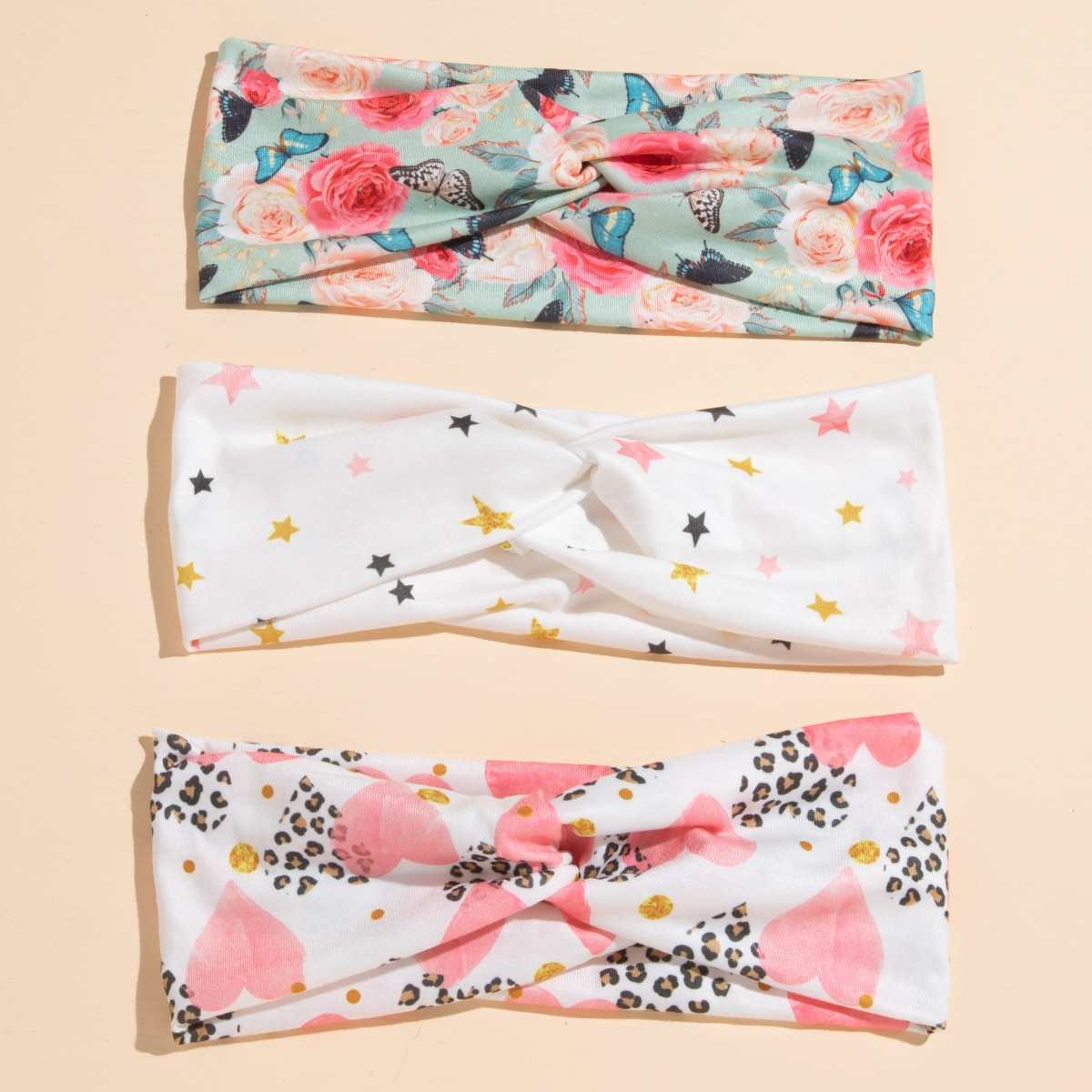 Star Pattern Headband, SHEIN  - buy with discount