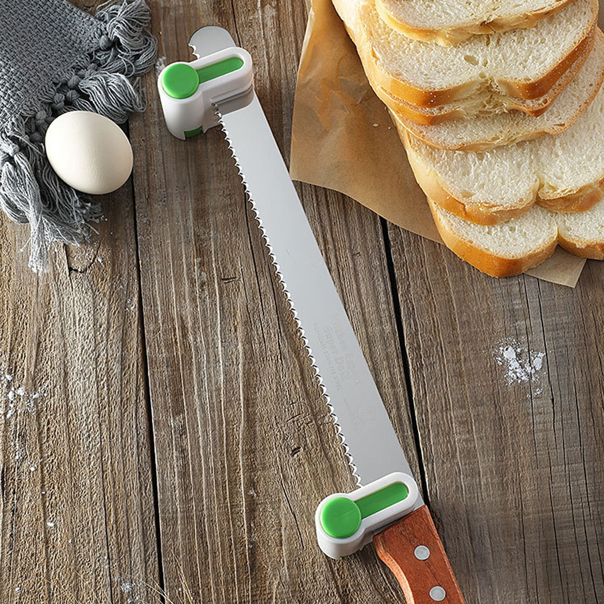 1pc Multi-layer Cake Slicer, SHEIN  - buy with discount