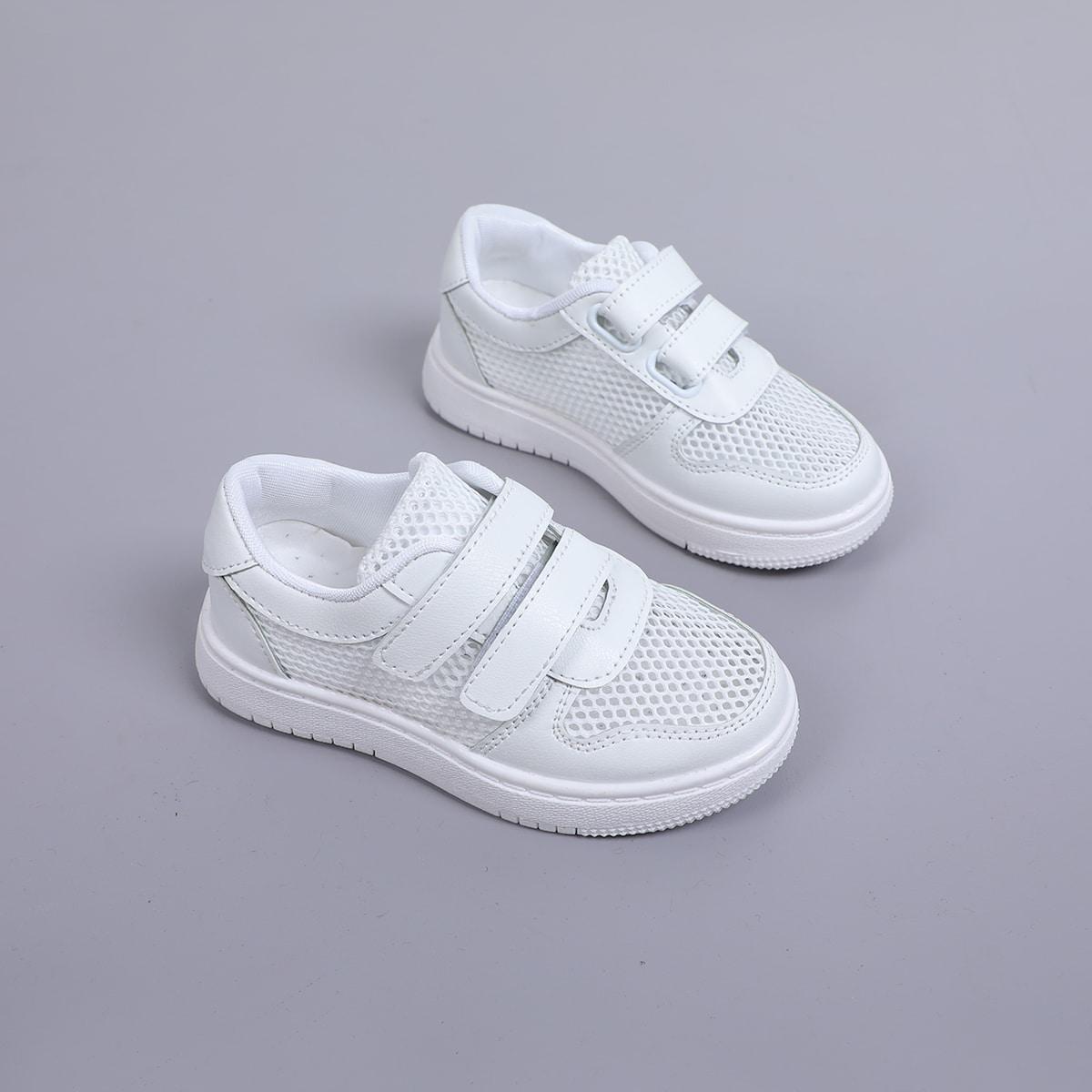 Сетчатая обувь для скейтбординга для девочек от SHEIN